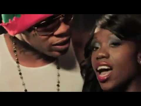 "Vybz Kartel Ft Sheba - Like Christmas {OFFICIAL VIDEO} ~Gaza - DEC 2010~ ""U.T.G"""