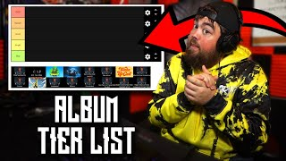 KSI DISSIMULATION TIER LIST (DELUXE ALBUM REVIEW)