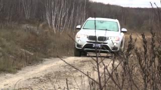 BMW X3 2015 Videos
