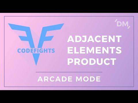 CodeFights JavaScript ES6 Arcade Solutions #4