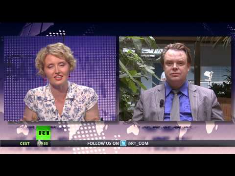 Falkvinge: Internet fundamental liberty, like freedom of speech