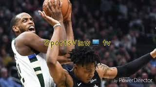 NBA All-star Khris Middleton First G-League Allstar from minor league