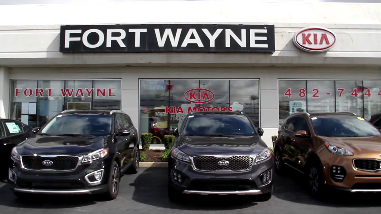 Fort Wayne Kia >> Fort Wayne Kia Certified Pre Owned Sale Youtube