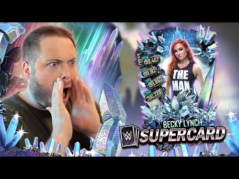 """HUGE NEW """"AMETHYST"""" TIER LEAK!! ALL CARDS REVEALED!   WWE SuperCard"""