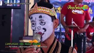 HRS Music Sragen (HD) BOJO LORO Eva Kharisma & Gareng Palur