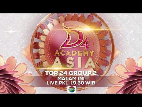 MALAM INI! Saksikan Dangdut Academy Asia 4 Top 24 Group 2 Konser Show! - 11 November 2018