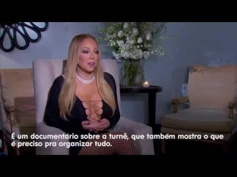 Mariah Carey entrevista completa Fantástico 02 10 2016  / Mariah Carey - interview october 2016