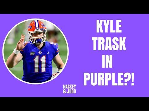 Should Minnesota Vikings draft Kyle Trask?