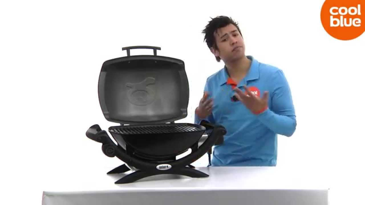 Weber Q1400 Productvideo (NL/BE) - YouTube
