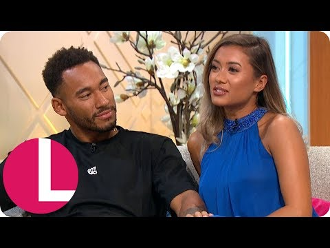 Love Island's Kaz and Josh's Relationship Is Put to the Test | Lorraine