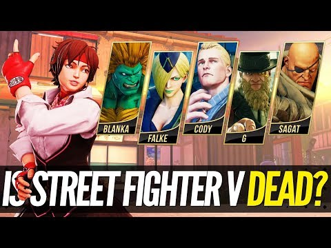 Is Street Fighter V Arcade Edition Dead? Street Fighter V Season 3 Character Pass Review