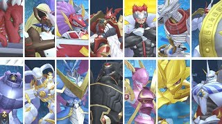 Digimon Story : Cyber Sleuth Hacker