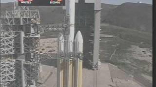 Delta IV-Heavy First West Coast Launch Orbits NROL-49 Spacecraft