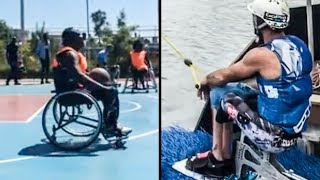 People With Disabilities Are Inspiring The World Through Sports