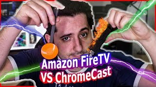 Chromecast Vs Amazon Fire TV Stick