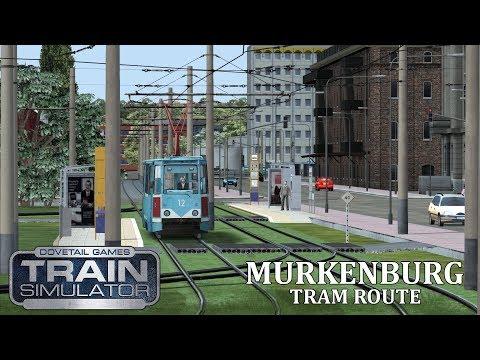 RailWorks | Murkenburg v 1.0 — Release Trailer |