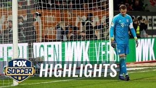 Bayern Munich score an own goal in less than 15 seconds | 2019 Bundesliga Highlights