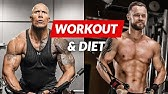 The Rock Workout & Diet ChallengeThe Rock Daily Routine, Hercules diet and training