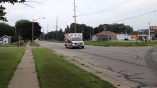 winona mn area ambulance service responding 8 9 14 code 3