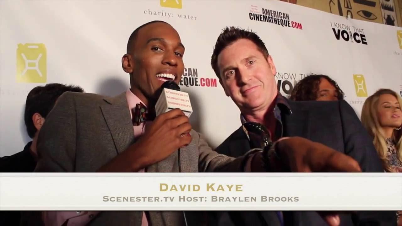 DAVID KAYE Voice Behind TRANSFORMERS & More Interviews at ... David Kaye Voice