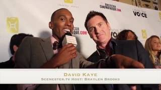 Baixar DAVID KAYE Voice Behind TRANSFORMERS & More Interviews at I Know That Voice movie premiere!