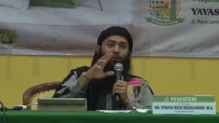 Rumah tangga harmonis penuh Berkah   Ustadz Dr  Syafiq Basalamah, MA REV 1