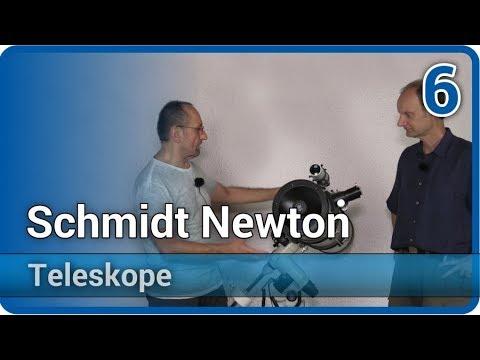 Bresser optik messier nt spiegel teleskop newton
