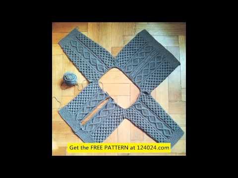 How Design Handknit Sweater Pattern - Sweater Vest