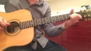 Король и Шут КиШ Воспоминания о былой любви вступление Антон гитара кавер Anton guitar cover
