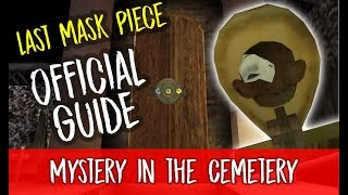 Evil Nun GUIDE - Cemetery Chapter (Mobile Horror Game)