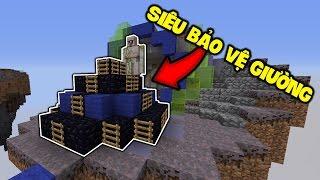 KHÔNG THẾ PHÁ VỠ CÁI GIƯỜNG NÀY | Minecraft BED WARS