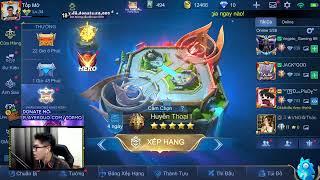 Mobile Legends Bang Bang - LIVESTREAM 289: Cuối Tháng Rồi Anh Em ạ. Live Tí off sớm ha.