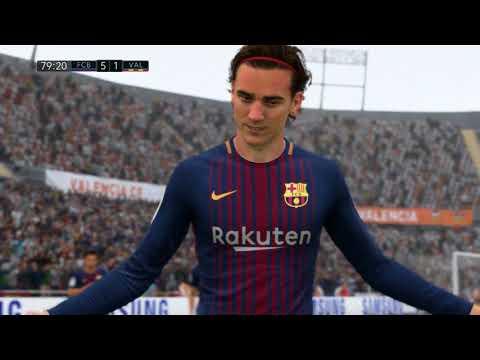 FIFA 18   MODO CARRERA - FC BARCELONA   ¡EMPEZAMOS A COGER FORMA! #37