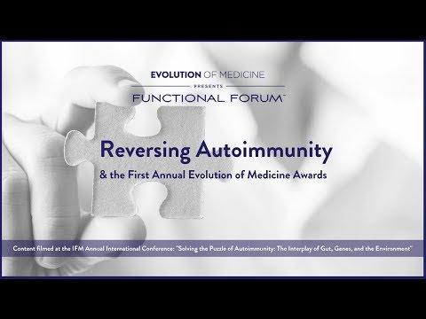 June 2018 Functional Forum: Reversing Autoimmunity - YouTube