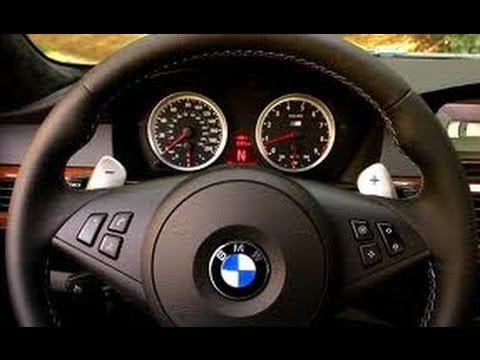 How To Reset Oil Service Light 2007 09 M Series Bmw Youtube