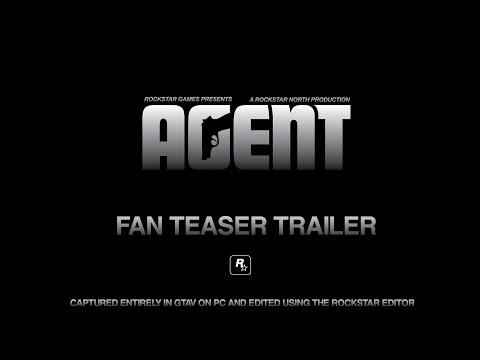 Rockstar Games Presents: AGENT – Fan GTAV Teaser Trailer (Rockstar Editor Video)