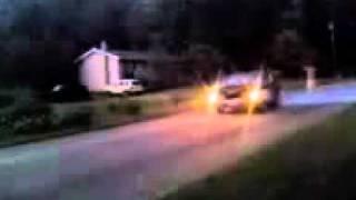 1964 Plymouth Barracuda Burnout