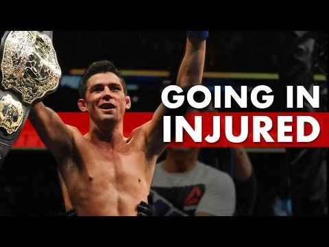10 Huge Wins Despite Massive Injuries In MMA