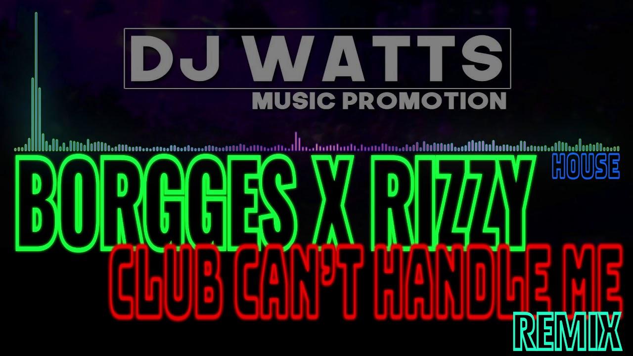 FLO RIDA & DAVID GUETTA - Club Cant Handle Me (BORGGES & RIZZY Remix) [DEEP  HOUSE] (2018)
