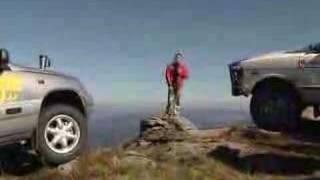 Chevrolet Niva - test drive