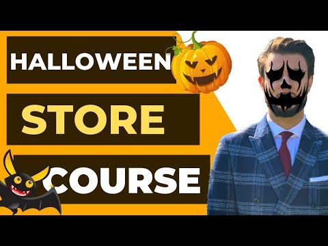 HALLOWEEN Dropshipping Store Success Blueprint thumbnail