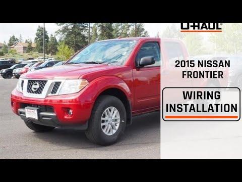 [DIAGRAM_38IS]  2015 Nissan Frontier Trailer Wiring Installation - YouTube | 2015 Nissan Frontier Trailer Wiring |  | YouTube