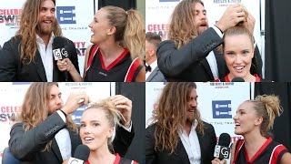 Brock O'Hurn is SIΝGLE // Shares What He's Looking for in a Woman