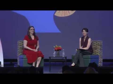 BlogHer '14 Jenny Lawson Keynote Interview