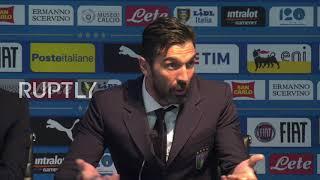 UK Italy Football Captain Buffon Dismisses Controversies Ahead Of Argentina Friendly