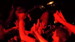 CARPENTER BRUT  live au Social Club, Paris 18:03:2015