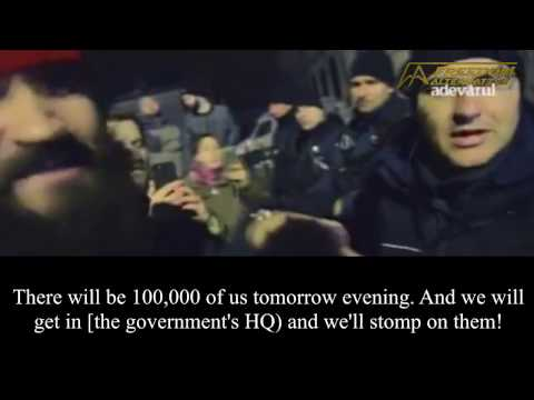 The Romanian Protests - Full Analysis