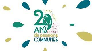 20 ans du Parc naturel régional du Verdon !
