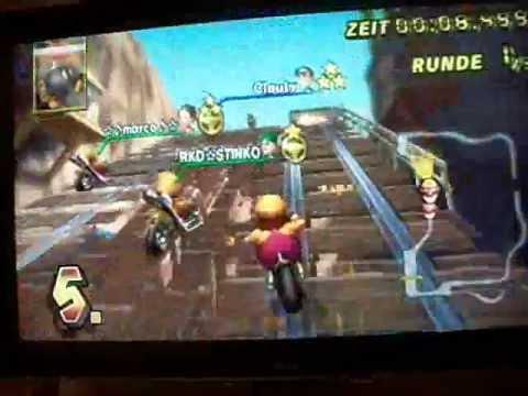 Mario Kart Wii Cloutys Fun Room 1 Year Anniversary