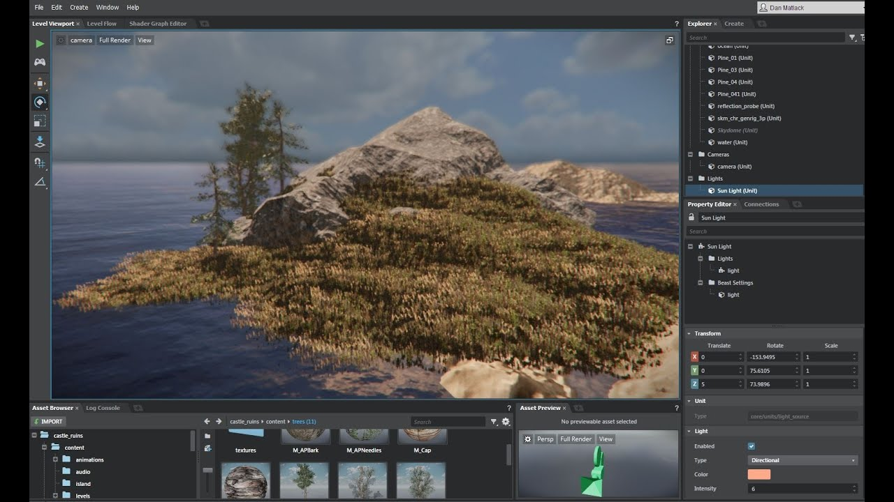 Stingray Simple Terrain With Height Map YouTube - Terrain heightmap